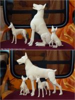 Bjd dogs 03 by leo3dmodels