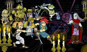 Chrono Trigger by Adam-Leonhardt