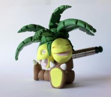 Exeggutor Pipe by Fuckinintents
