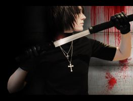 Togainu no Chi - TEST by kayleighloire