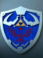 Hylian Shield by ShikaNime