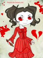 Mrs Lovett by Floruna