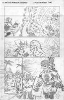 Simpsons Super Spectacular #16 pg5 by ToneRodriguez