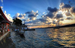 Bosphorus by sboydag