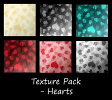 Texture Pack - Hearts by rockgem