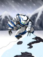 Halo - Snowstorm by Essence-Of-Rapture