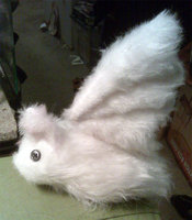 My first plush by evilcarp
