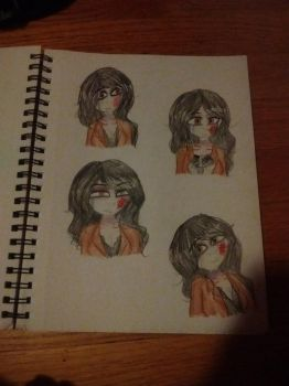 Kyra Expressions by SpicyDepression