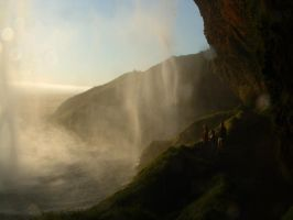 Picture: Iceland - Waterfall by IceGreyEyes