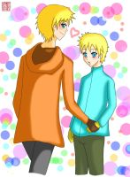 SP: Butters and Kenny 01 by luckyclover9191