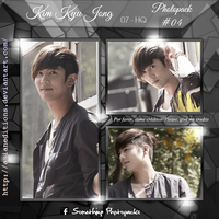 +KIM KYU JONG | Photopack #O4 by AsianEditions
