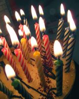Birthday Cake by RirooNeal