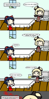 Touhoutale-A Cup Of Spiders by Rashyboy05