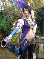 Lady Zhen by JustPeachyCosplay