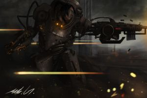 Last stand by Mihawq