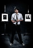 Character Study Photographer by rockerbmg666