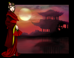 Azula: Red Sun Rising by Purple-Twilek