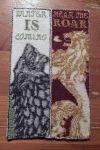 Game of Thrones banners bookmarks by Emy4ART