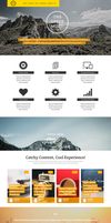 Bold Creative WP Theme by webdesigngeek