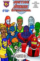 FanAmalgam: Justice Avengers International by Luizpratta