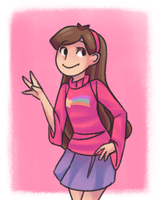 Mabel by horributt