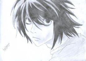 Lawliet Lawsford by Hyourin1