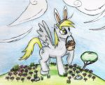 The Easter Mare by GangsterLovin