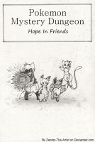Hope In Friends Cover by Zander-The-Artist