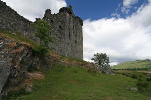 Scotland Castle by CD-STOCK by CD-STOCK