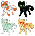 Point Adoptables Batch 2| CLOSED| by DevilsRealm