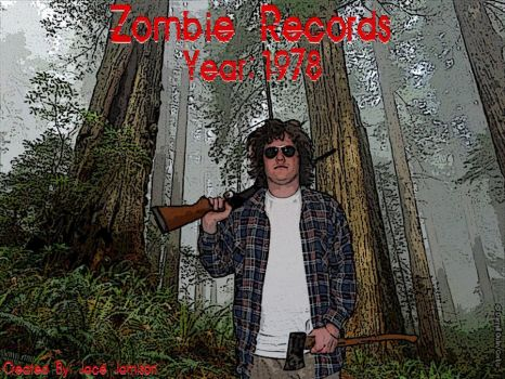 Zombie Records. Year: 1978 by BloodyFlame-IronName