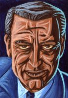 Cary Grant by HectorEnriquez