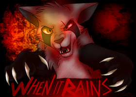 When it Rains cover by Toxic-Wolf101