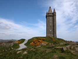 Scrabo Stock 2 by ttwm-stock