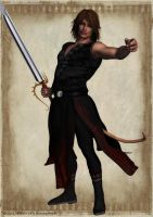 The Tiefling Brother by Direwrath