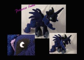 PrincessLuna by Country-Geek-Crochet