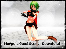 Gunner GUMI Download by megpoid625