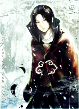 Itachi by kivi1230