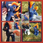 mlp plush commission Bronco Superbowl Win Special! by CINNAMON-STITCH