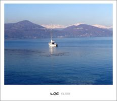 :: Alone :: by hombre-cz