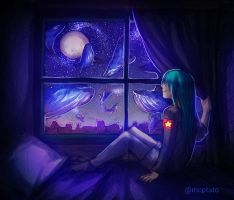 [095] Dreamer who never sleeps by mcptato