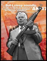 Reign of the Kalashnikov by aMorle