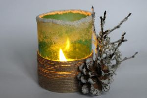 Candle Holder by crazy-alchemist