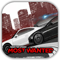 Need For Speed Most Wanted Game Icon by Wolfangraul