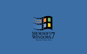 Classic Windows 7 SP1 by EyesOfARaven