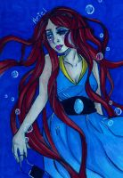 Art Trade-Ariel by LilithSinclair
