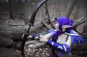 Taeli Stardust: Silverwing Sentinel by TaliBelle-Cosplay