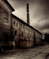 Abandoned Brickyard by Beezqp