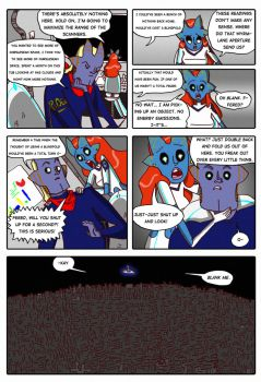 The Redbook Prologue Page 2 by rockpopple