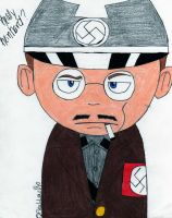 Himmler Again by PaulLuvr